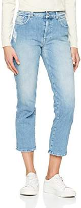 7 For All Mankind Seven International SAGL Women's Edie Bootcut Jeans,W28/L26 (Size: 28)