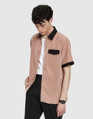 Saturdays NYC Mateo Modal S/S Shirt