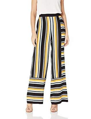 Parker Women's Wrenn high Waist Striped Wide Leg Pant