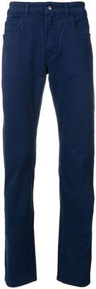 Fay straight leg trousers