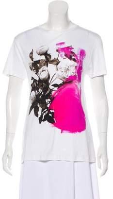 Christopher Kane Short Sleeve Graphic T-Shirt