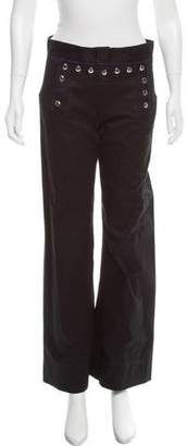 Marc Jacobs High-Rise Flared Pants