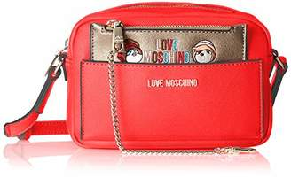 Love Moschino Borsa Pu, Women's Shoulder Bag,6x15x20 cm (B x H T)