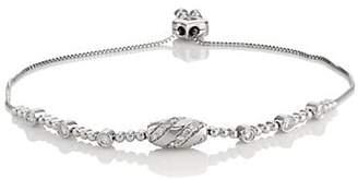 Sara Weinstock Women's Isadora Cali Bolo Bracelet - White