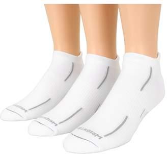 Wrightsock Stride Tab 3-Pair Pack Crew Cut Socks Shoes
