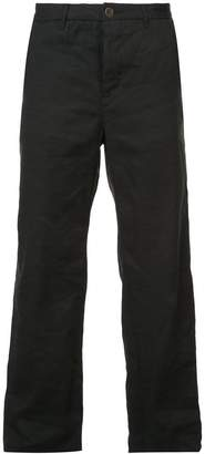 Individual Sentiments straight leg trousers