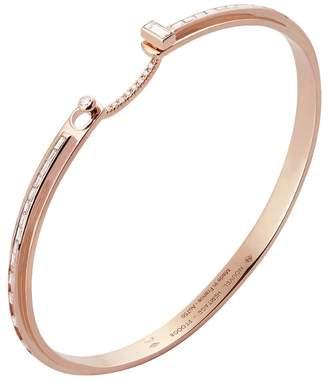 Nouvel Heritage My BF's Wedding Bangle Bracelet - Rose Gold