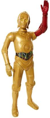 "Star Wars Episode VII The Force Awakens C3PO 31"" Big-Figs Figure"