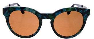 Tory Burch Batik Gardens Tinted Sunglasses w/ Tags