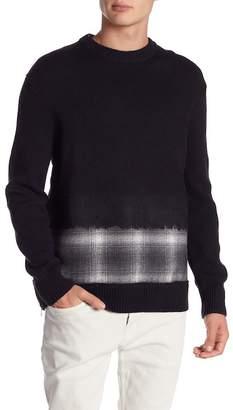 AllSaints Barra Crew Neck Sweater