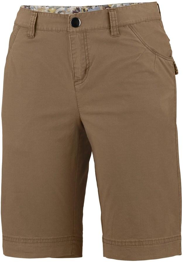 Columbia Crossroads Long Shorts - UPF 50, Stretch Cotton (For Women)