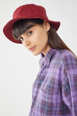 Urban Outfitters Washed Canvas Bucket Hat
