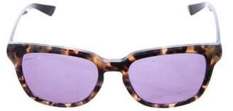 Gucci Tinted Square Sunglasses