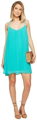 BB Dakota Ronnie Crinkle Gauze Dress Women's Dress