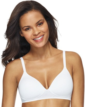 Hanes Ultimate Bras: Soft Natural Lift Foam T-Shirt Bra DHHU25