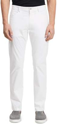 Calvin Klein Men's 4-pocket Sateen Bowery Casual Pant