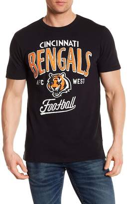Junk Food Clothing Cincinnati Bengals Kick Off Tee