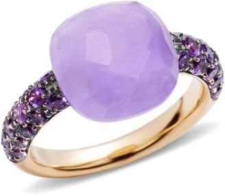 Pomellato Jade Rose Gold Capri Ring