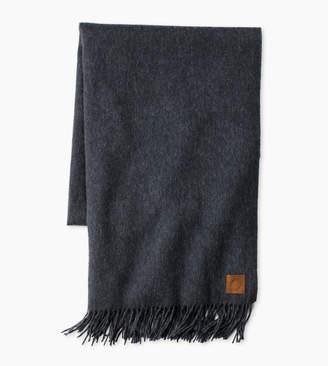 UGG Oversized Woven Scarf With Fringe