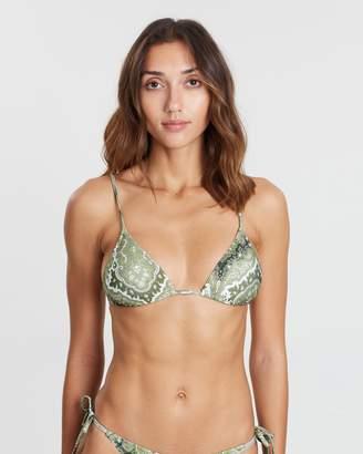 Tigerlily Delon Tara Bikini Top