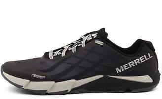 Merrell Bare access flex Black Sneakers Mens Shoes Active Active Sneakers