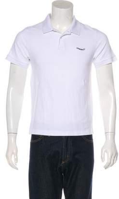 Billionaire Boys Club Logo Applique Polo Shirt