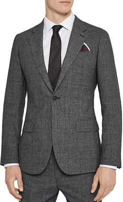 Reiss Gere Wool Slim Fit Suit Jacket