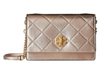 Tory Burch Georgia Metallic Chain Crossbody