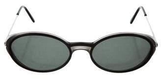 Cartier Round Tinted Sunglasses