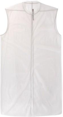 Rick Owens Lilies sheer tunic top