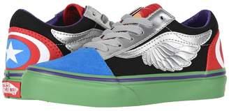 Vans Kids Vans X Marvel Boys Shoes