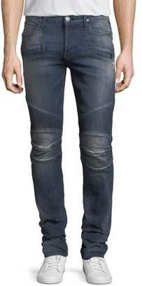 Hudson Men's Blinder Biker Jeans, Babylon