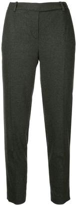 Loro Piana cropped slim fit trousers