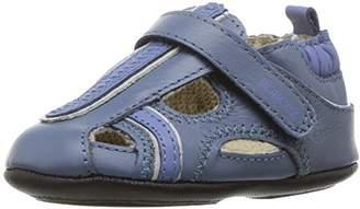 Robeez Boys' Sandal-Mini Shoez Crib Shoe