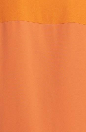 Kenneth Cole New York 'Sander' Layered Back Blouse (Regular & Petite)
