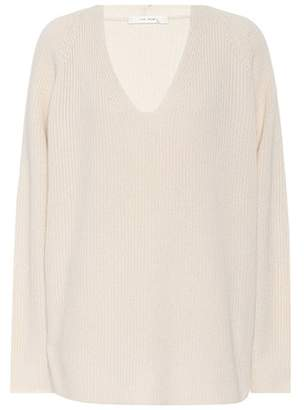 The Row Arabelle cashmere and silk sweater