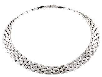 Cartier Five-Row Panthère Link Necklace