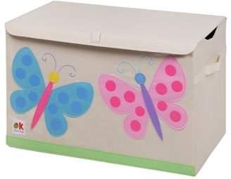 Olive Kids Wildkin Butterflies Toy Box