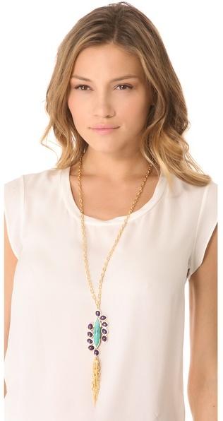 Gemma Redux Multi Stone Long Necklace