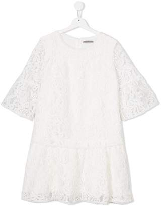 Ermanno Scervino short lace dress