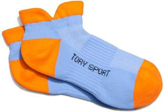 Tory Sport Tory SportTory Burch PERFORMANCE COMPRESSION COLOR-BLOCK SOCKS
