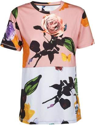 Paul Smith Floral Print T-shirt