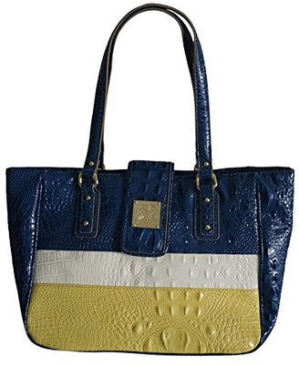 Anne Klein Return to Nature Tote Shoulder Bag $49.99 thestylecure.com