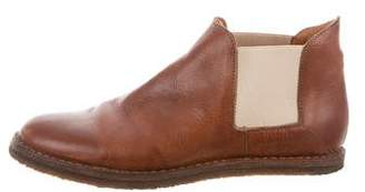 Collection Privée? Collection Privée Round-Toe Chelsea Boots