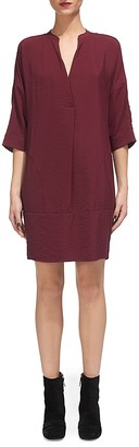 Whistles Lulu Cocoon Dress $180 thestylecure.com