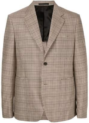 Stella McCartney Bobby checked blazer