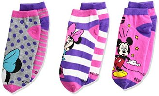 Disney Women's Minnie Ladies 3 Pack X Side Match up $5.99 thestylecure.com