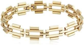 Fossil Southwest Diamond Link Bracelet