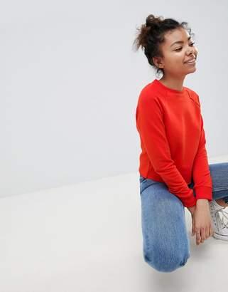 Brave Soul Crop Sweatshirt