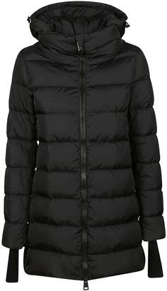 Herno Knitted Cuffs Padded Jacket